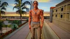 Travis Scott Gigante для GTA San Andreas