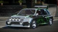 1987 Austin Metro GST-R PJ7 для GTA 4