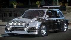 1987 Austin Metro GST-R PJ5 для GTA 4