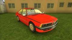 BMW M6 (good model) для GTA Vice City