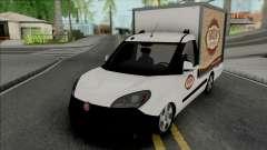 Fiat Doblo Erciyes Bakery для GTA San Andreas