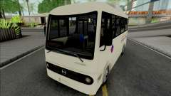 Hino PUV Class 3 Modern Philippine Jeepney для GTA San Andreas
