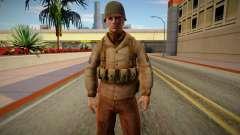 American Soldiers WW2 GTA SA V2 для GTA San Andreas