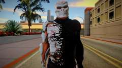 Uber - Jason from Friday The 13th для GTA San Andreas