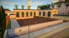 Unity Station Retextured (MipMap) для GTA San Andreas