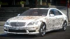 Mercedes-Benz S65 GST-R L8 для GTA 4