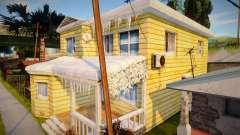 Winter OG Loc House для GTA San Andreas