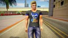Jacky для GTA San Andreas