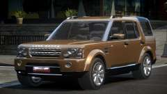 Land Rover Discovery TR для GTA 4