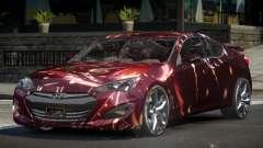 Hyundai Genesis GST Drift L10
