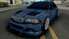 BMW M3 E46 from NFS Heat Studio для GTA San Andreas