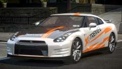 Nissan GT-R Egoist L6 для GTA 4