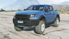 Ford Ranger Raptor 2019〡add-on для GTA 5