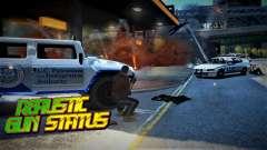 Realistic Gun Status для GTA 4