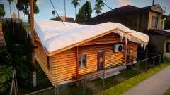 Winter Gang House 2 для GTA San Andreas