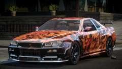 Nissan Skyline PSI Drift L8 для GTA 4