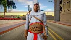 Altair from Assassins Creed (good skin) для GTA San Andreas