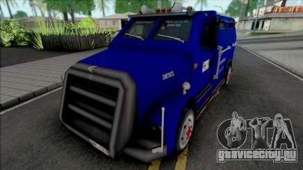 Securicar Taller Movil для GTA San Andreas