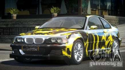 BMW M3 E46 GST-R L9 для GTA 4