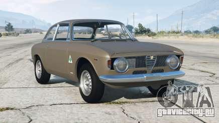 Alfa Romeo Giulia Sprint GTA (105) 1965〡add-on для GTA 5