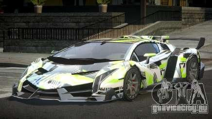 Lamborghini Veneno BS L10 для GTA 4