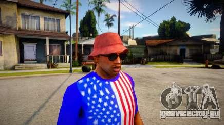 Headdress (Independence Day DLC) V3 для GTA San Andreas