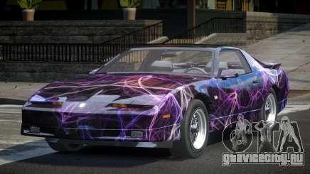 Pontiac TransAm U-Style L3 для GTA 4