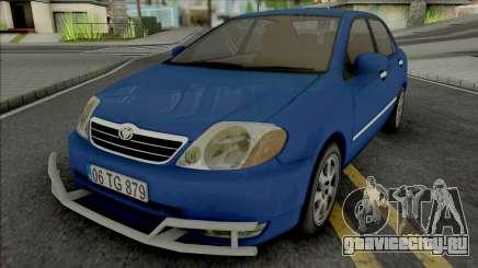 Toyota X Corolla 2005 [IVF] для GTA San Andreas