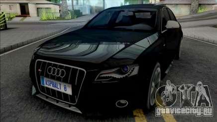 Audi S4 [HQ] для GTA San Andreas