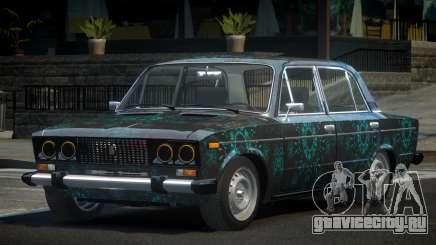 VAZ 2106 GS-R L6 для GTA 4