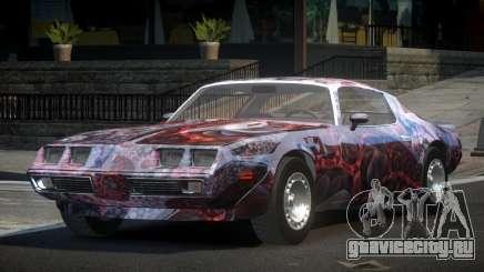 Pontiac TransAm 80S L6 для GTA 4