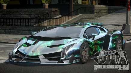 Lamborghini Veneno BS L1 для GTA 4