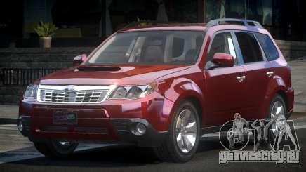 Subaru Forester BS V1.0 для GTA 4