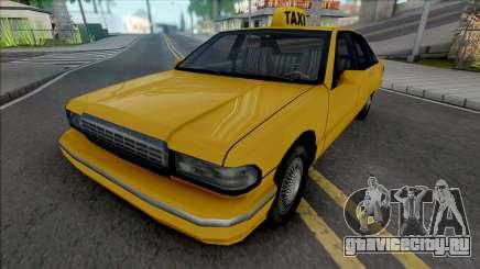 Beta Premier Taxi (Final) для GTA San Andreas