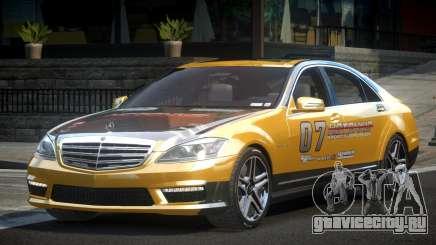 Mercedes-Benz S65 GST-R L3 для GTA 4