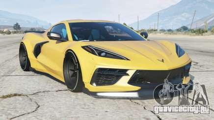 Chevrolet Corvette Stingray Mansaug (C8) 2020〡add-on для GTA 5