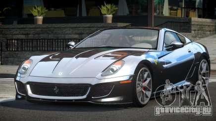 Ferrari 599 GTO BS для GTA 4
