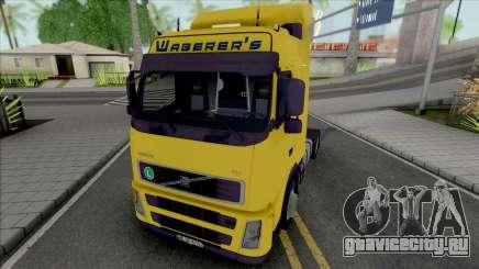 Volvo FH12 460 Waberers для GTA San Andreas