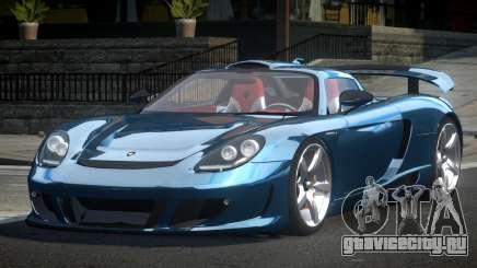 Porsche Carrera GT PSI V1.1 для GTA 4