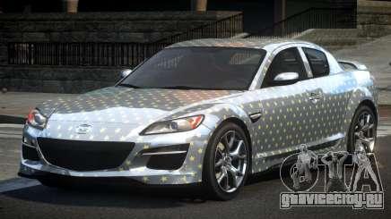 Mazda RX-8 BS U-Style L4 для GTA 4