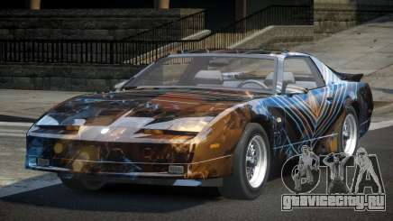 Pontiac TransAm U-Style L1 для GTA 4