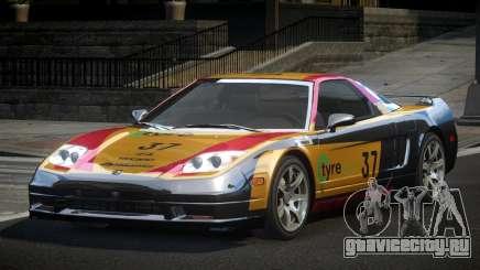 Acura NSX R-Style L4 для GTA 4