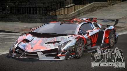 Lamborghini Veneno BS L8 для GTA 4