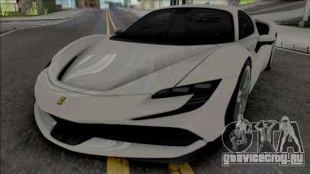 Ferrari SF90 Stradale для GTA San Andreas