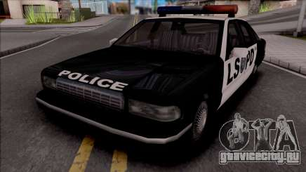 Beta Premier Police LS (Final) для GTA San Andreas
