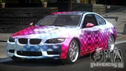 BMW M3 E92 BS-R L2 для GTA 4