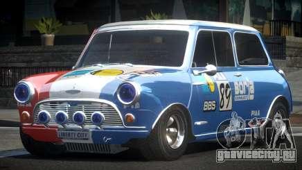 Mini Cooper GS L3 для GTA 4