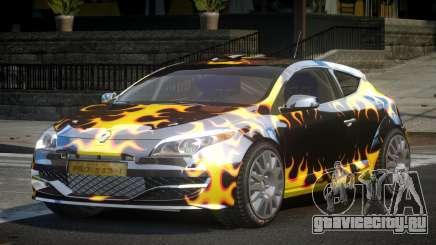 Renault Megane PSI-R PJ10 для GTA 4