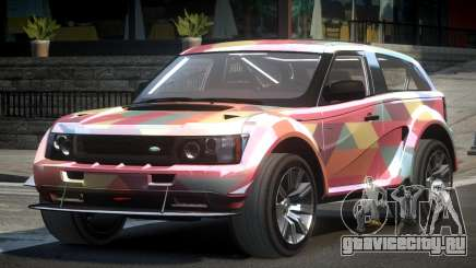 Land Rover Bowler U-Style L1 для GTA 4