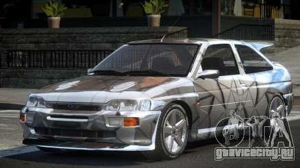 Ford Escort PSI-R L2 для GTA 4